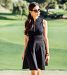 Fit n Flare golf dress