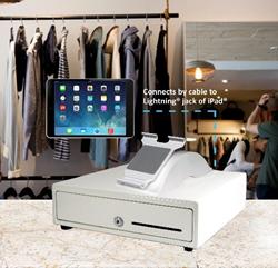 Model 550 Cash Drawer for iPad®