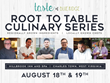 Taste of Blue Ridge Launches Root to Table - the First of a Culinary Event Series in Virginia and West Virginia
