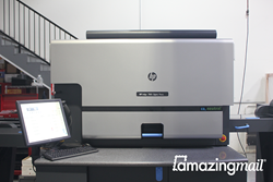 Amazingmail HP Indigo 7900 Printing Press