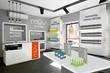 Rendering of MüV™ Dispensary