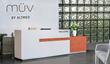 Rendering of MüV™ Dispensary Reception
