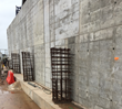 Walls of PENETRON: The walls of the Dow Chemical ethylene production facility were treated with PENETRON ADMIX – and with a layer of PENETRON crystalline waterproofing material for added protection.