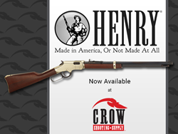 Henry Rifles wholesale Crow Shooting Supply