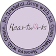 Heartworks is a non-profit organization with the mission of showing kindness and support to those facing illness, loss, or grief.