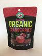 Graceland Fruit Organic Dried Cranberries