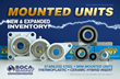 Mounted Unit Bearings by Boca Bearings