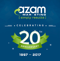 One of the World's First Digital Marketing and Design Agencies is Celebrating it's 20th Anniversary