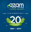 World's First Digital Marketing and Design Agency Azam Marketing Celebrates Landmark 20th Anniversary with Surprise Announcement