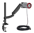 Larson Electronics LLC Releases New Explosion Proof LED Adjustable Table Arm Mount Fixture