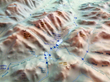 ADK-3D-Map- Close-Up-of-Lake-Colden-Interior-Outpost