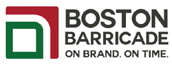 Boston Barricade's new logo and brand identity