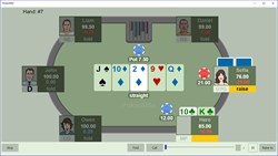 PokerAlfie Game Play