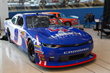 The 'throwback' car that Liberty University-sponsored No. 9 Chevrolet Camaro driver William Byron will drive at the Sept. 2 Xfinity Series race at Darlington, S.C., was revealed on Aug. 2.