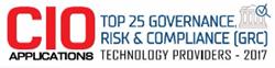 CIO Applications Top GRC Top 25 Vendors