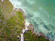 Nopalitos Lagoon (dron view)