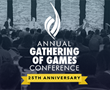 The 25th Annual Gathering of Games Conference Set for Sept. 6-8 in Dallas