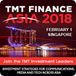 Investment strategies of new tech giants, telecom and media operators under the spotlight at TMT Asia leadership event