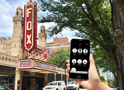 Atlanta Fox Theatre Mobile App