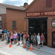 MINHAS KITCHEN + WINE + SPIRITS goes cashless and causes a stir.