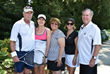 Family members of Bill Tully Sr., a long time and faithful supporter of Calvary Golf & Tennis outing. Although Bill passed away in 2016, his family still continues to support this event.
