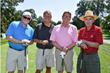 Pictured (left to right): Tim Barr, Christopher P. Comfort, George Irish and Jamie Stewart.