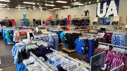 New UA Store