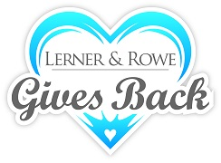 Lerner and Rowe Gives Back