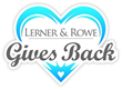 Lerner and Rowe Gives Back sponsorship of the 30th Annual AIDSWALK
