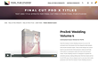 Pro3rd Wedding Volume 4 Was Released by Pixel Film Studios for FCPX