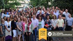 BKV Top Workplace by AJC 2017