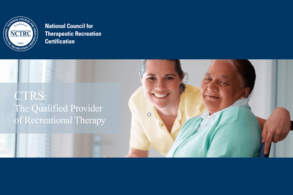 Spotlight To Shine On National Council For Therapeutic Recreation