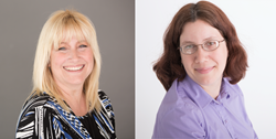 ProJet GM Julie O'Brien and Controller Tina Gray