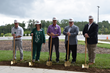 Harrah's Cherokee Valley River Casino entertainment addition breaks ground