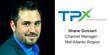 TPx Taps Shane Gossert as Channel Manager, Mid-Atlantic Region