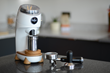 The Niche Zero Coffee Bean Grinder helps to make any type of coffee with it's infinitely adjustable grind dial.