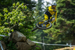 Monster Energy's Troy Brosnan Takes 6th at the UCI Downhill MTB World Cup  in Mont-Sainte-Anne