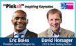 Pink Elephant Announces Eric Boles & David Horsager as Pink18 Keynote Speakers
