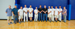 Fresh Coat Paint it Forward® Project Means a Facelift for Knoxville Christian School's Gym