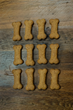 Homemade Dog Bone Biscuits from Three Brothers Bakery