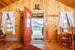 Wyoming residents can enjoy two late summer nights with breakfasts and dinners at the remote Brooks Lake Lodge where a 2:1 staff-to-guest ratio ensures personalized attention.