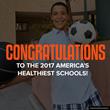 Alliance for a Healthier Generation Announces America's Healthiest Schools