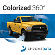 Chrome Data Launches Colorized 360°