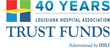 LHA Trust Funds 40th Year Anniversary Logo
