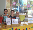 Stepping Stone School Students' Lemonade Stand benefiting Ronald McDonald House Charities of Central Texas