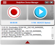 CopTrax Model S device manager