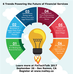 FinTechTalk Covers 6 Critical Discussion Areas