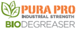 As a compliment to Pura's anti-bacterial grease and grime cleaning sponges, Pura Introduces Another Way to Clean Up Grease with New Product Launch