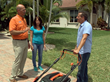 Must Have Yard Force 120vRX Cordless Yard Tools Debut Tonight on Designing Spaces