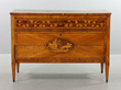 18th C. Italian Neoclassical Inlaid Chest